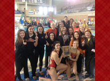 TMI Swimmers Take Regional Championships