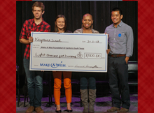 Keystone National Honor Society Raises $8000