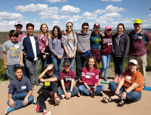 Hill Country Montessori School Students Take Archaeology Trip  To Colorado