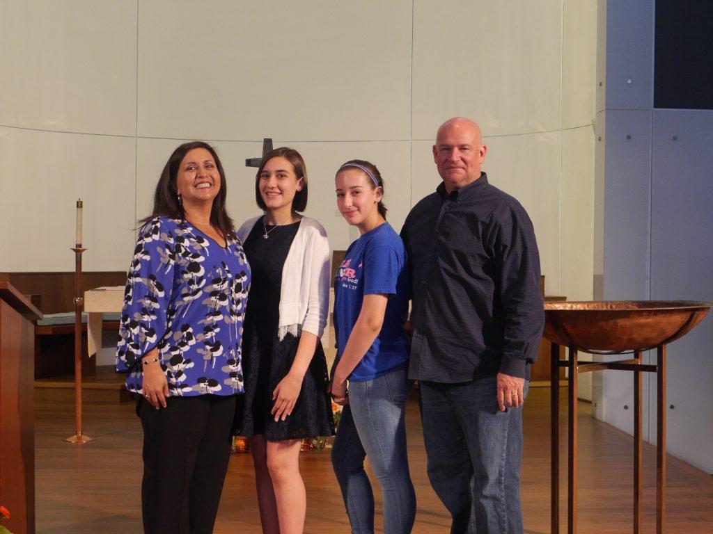 Rachel Davis awarded Alkek Scholarship