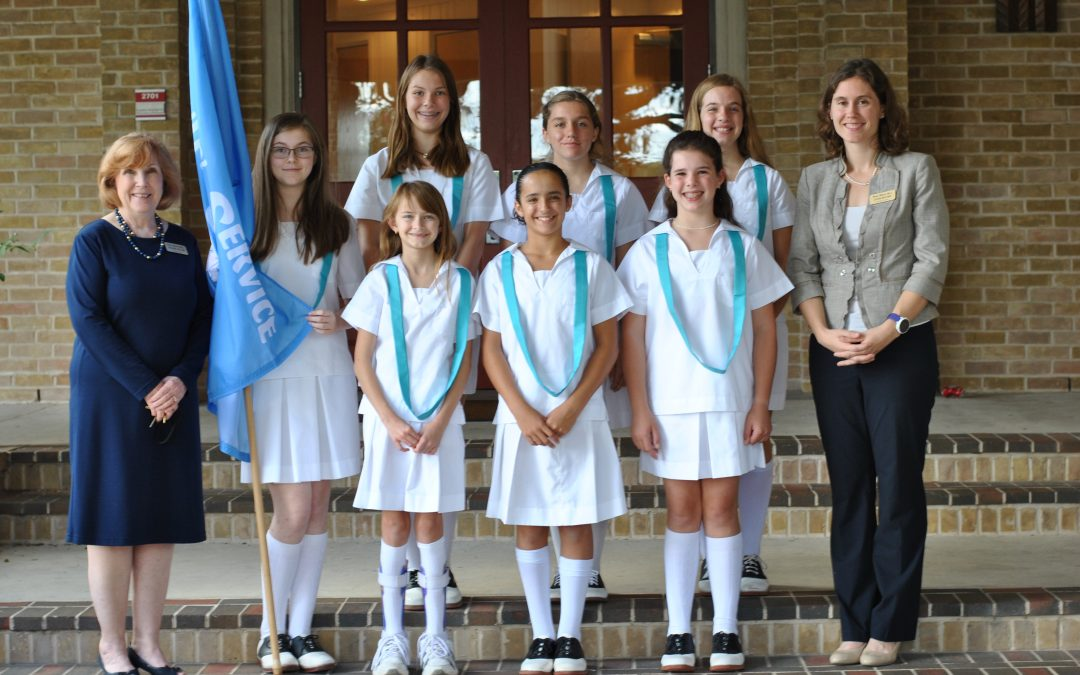 What's New: Saint Mary's Hall Awarded Philanthropist Award
