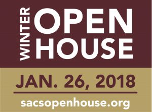 San Antonio Christian School winter open house ad