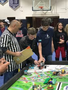 St Lukes's Lego League Competition