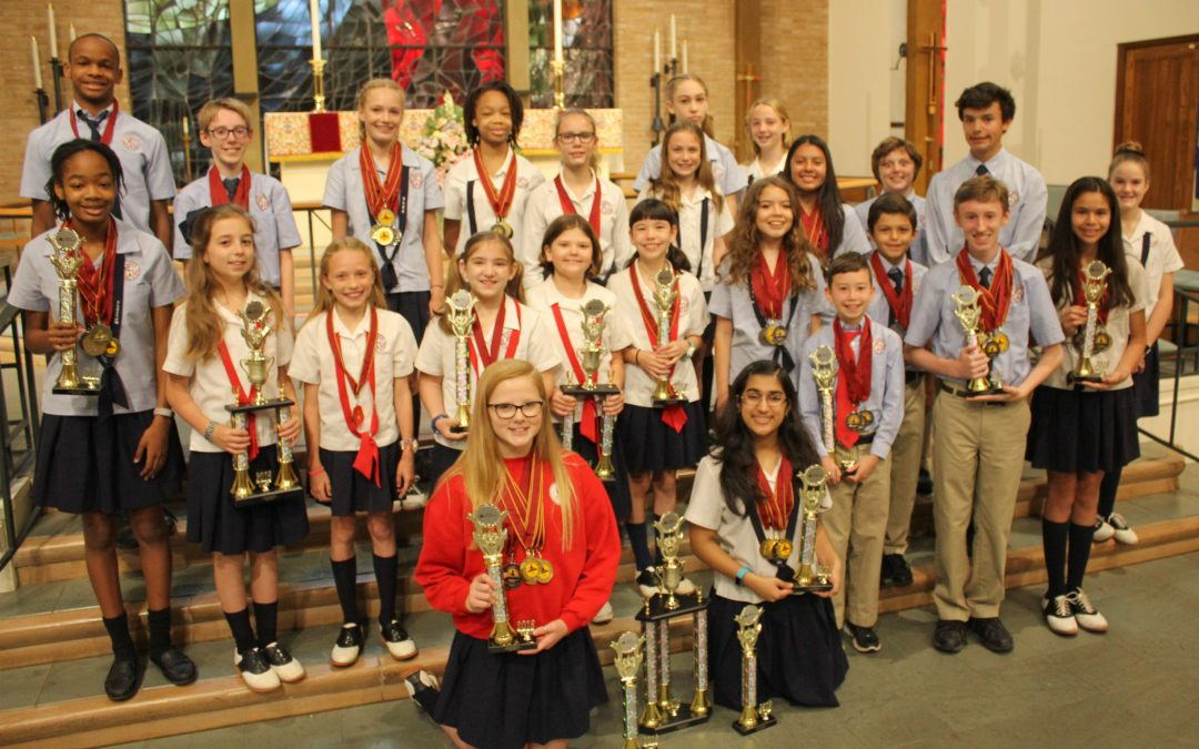 St. Luke's Episcopal School receives International Invitation to World Scholar's Cup