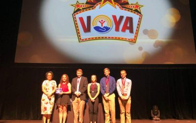Winston Interact Club receives prestigious United Way Volunteer of the Year Award
