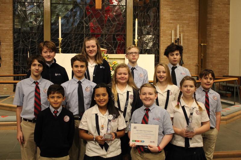 St. Luke's Episcopal Students Advance to Championship