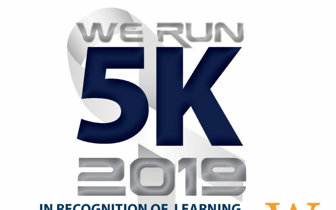 6th Annual 5K Run to promote Learning Disabilities Awareness Month!